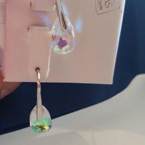 Swarovski Jewelry - Earrings.With Svarovski zirconia.